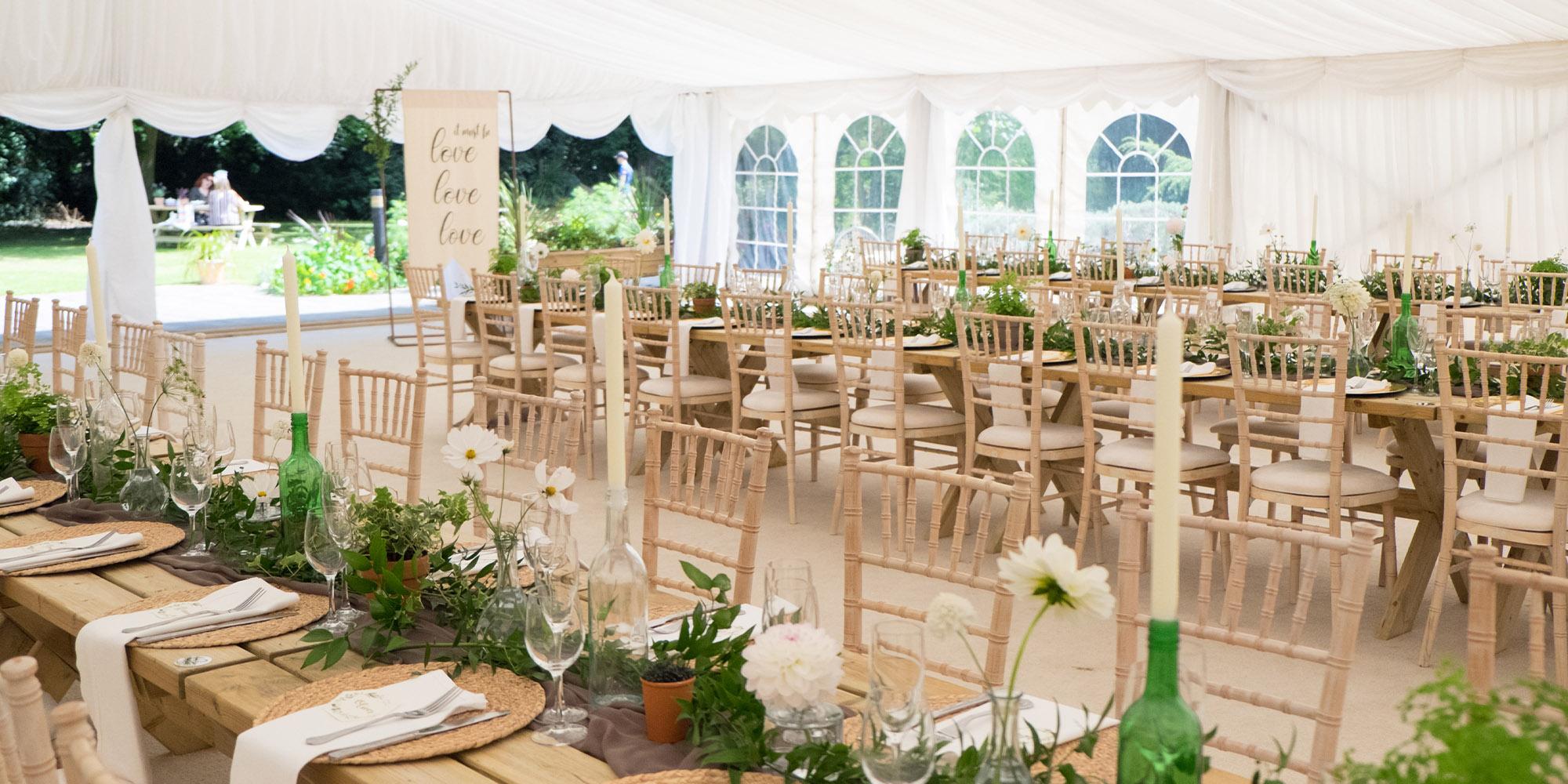 Warwickshire Wedding Stylist